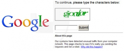 Google Captcha will cost them.
